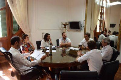 Boto se reunió con el Subsecretario de Cultura de la Provincia