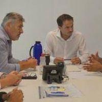 Municipio y Prefectura acuerdan intensificar los trabajos conjuntos