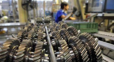 La actividad industrial mostró un repunte durante enero: creció 4,8%