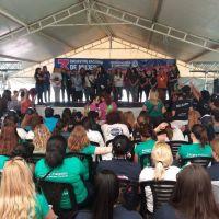 """La CGT convocó al """"Encuentro de Mujeres Sindicalistas"""" para erradicar la violencia"""