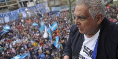 """El """"Pata"""" Medina se definió como """"preso político"""" y consideró que el indulto presidencial es su solución"""