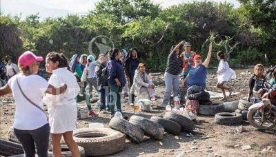 Se normalizó la recolección de basura tras una protesta