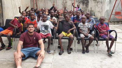 Conoce la organización católica latinoamericana que hoy cambia vidas en África