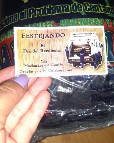 Desmienten que los recolectores estén pidiendo colaboraciones en Gualeguaychú