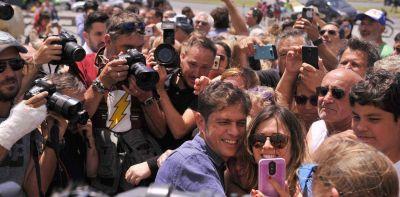 Axel Kicillof, gobernador: la crisis, la deuda, Cristina Kirchner y la furia de los intendentes