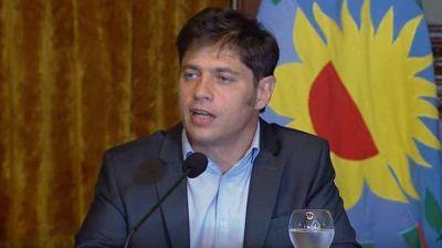 Axel Kicillof abre este lunes las sesiones de la Legislatura bonaerense