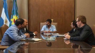 General Pinto: Reunión para avanzar con el tratamiento de la basura