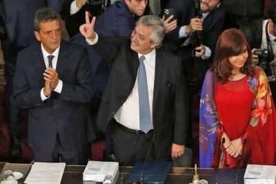 Reforma judicial: Alberto Fernández anunció la creación de un nuevo fuero federal penal
