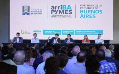 Ya rige el nuevo plan de pago de ARBA para las PYMES bonaerenses