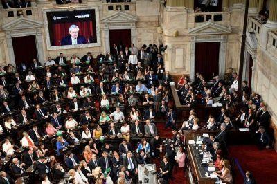 Las repercusiones del arco político evidenciaron la tensión que vive el Congreso