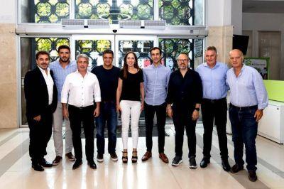 Vidal y la Mesa Provincial del PRO delinearon los pasos a seguir como oposición
