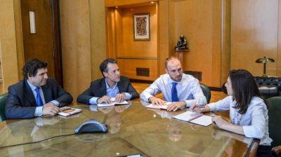 Deuda externa: una misión del FMI llega este lunes