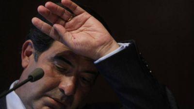 El gobierno apela el sobreseimiento de Echegaray y crece la tensión con el kirchnerismo
