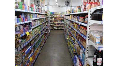 El consumo de productos de la canasta básica registró un repunte en febrero