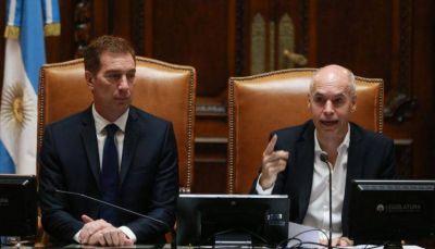 Legisladores porteños refutaron los dichos de Rodríguez Larreta sobre vacantes escolares y advierten que faltan más de 23.000