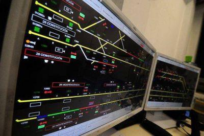 Subte: vuelve a funcionar la línea C y se podrá saber cuándo llegan los trenes
