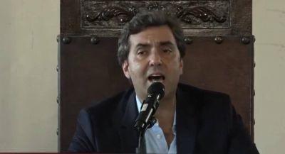 El discurso completo del intendente Leonardo Boto
