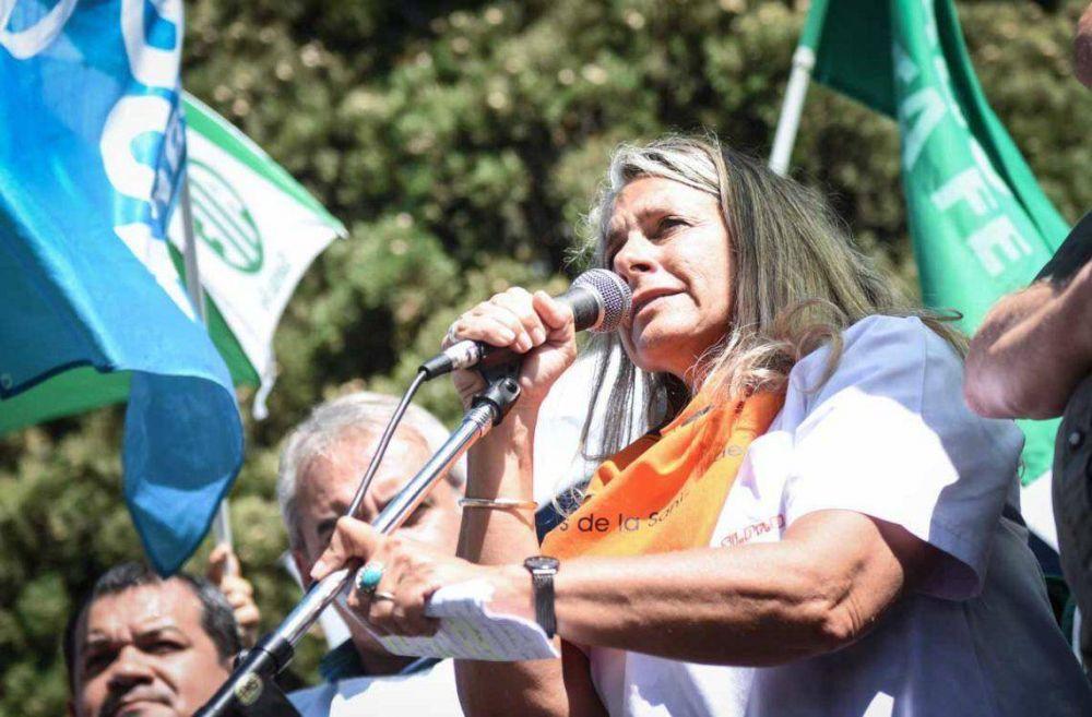 FESPROSA: semana de paros y movilizaciones en varias provincias