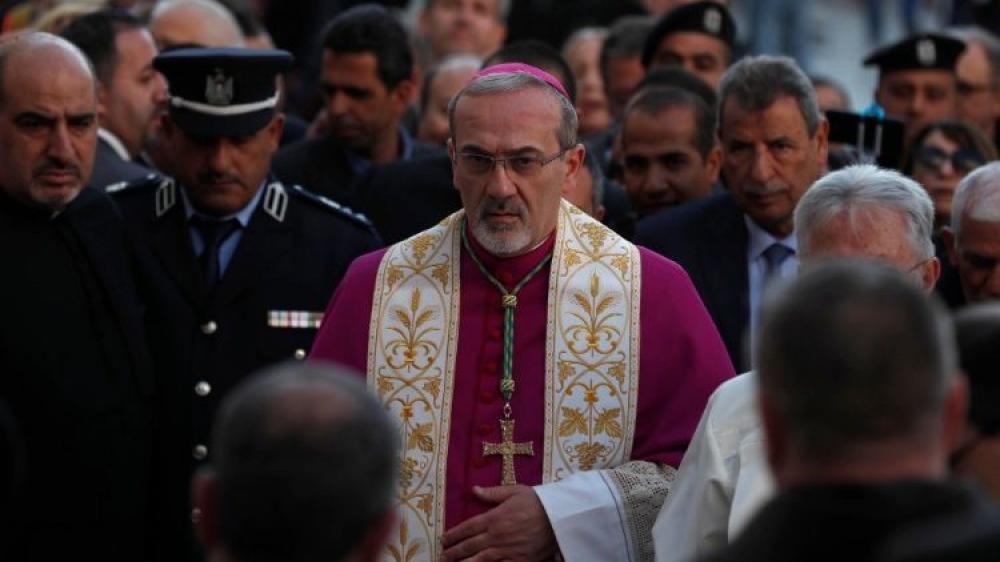 Colonos israelíes incursionaron en tierras del patriarcado católico latino