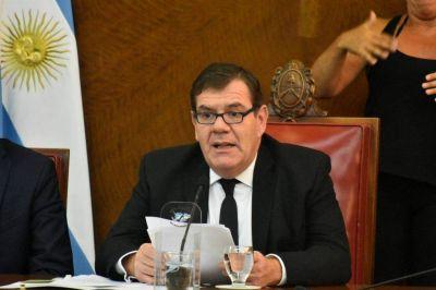 """Montenegro: """"Siempre voy a conversar con Provincia y Nación para el beneficio de Mar del Plata"""""""