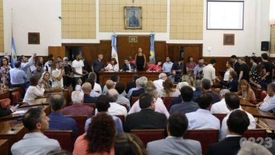 Qué dijeron los concejales del discurso de Montenegro