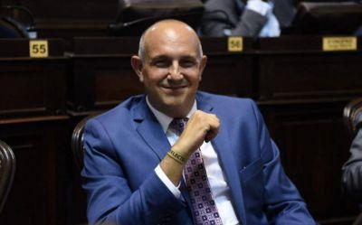 Alexis Guerrera fue designado Vicepresidente del bloque del Frente de Todos