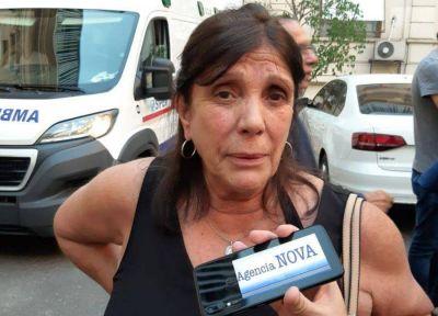 María Teresa García sobre la herencia en la provincia: