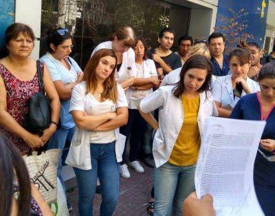 Los trabajadores de la clínica Mater Dei harán un paro de 24 horas y sólo funcionará la guardia
