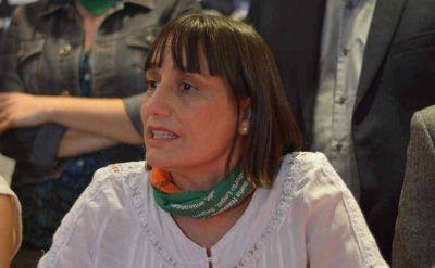Romina Del Plá, tras el comienzo de clases: «Los únicos que consideran que esta oferta es aceptable son parte de este gobierno»
