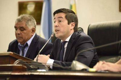 Leo Nardini planteó los desafíos en el 25 aniversario de Malvinas Argentinas