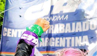 La CTA Autónoma conformó su adhesión al Paro Internacional de Mujeres y Diversidades