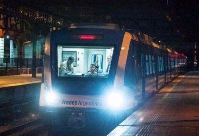 Regresa el servicio nocturno de la Línea Sarmiento
