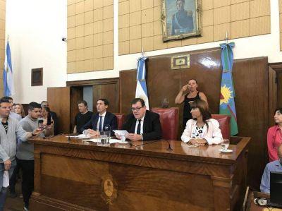Los pedidos de Montenegro al Concejo: en qué consistirán y los antecedentes que existen