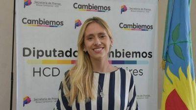 Johanna Panebianco solicita al gobierno provincial que publique el listado unificado de programas sociales