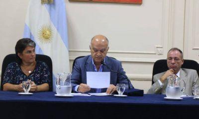 Grindetti fue al Concejo con discurso antigrieta, ejes de gestión y anuncios