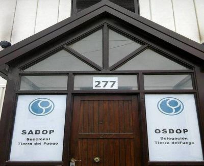 Tierra del Fuego: SADOP se declaró en estado de alerta