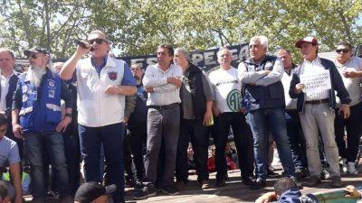 La FeMPINRA se moviliza contra la integración vertical y en defensa de los puestos de trabajo en el Puerto de Buenos Aires