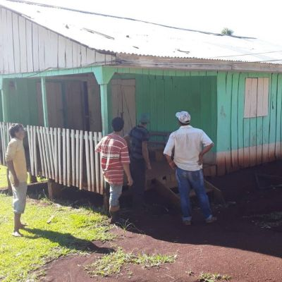 Construirán aulas y sanitarios para la escuela rancho de Picada Unida
