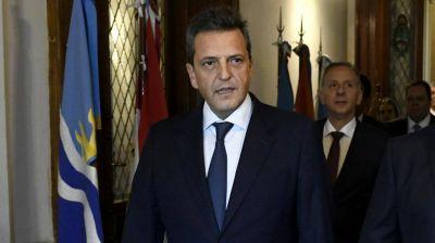 """Jair Bolsonaro recibió a Sergio Massa: """"Quiero que Brasil y Argentina tengan una excelente relación"""""""