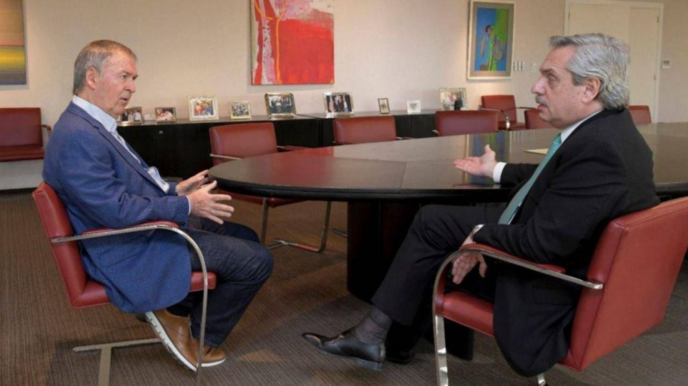 La trastienda de las razones por las cuales volvió Juan Schiaretti al PJ nacional