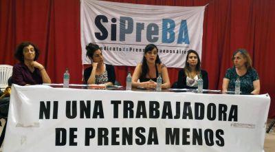 SiPreBA suspendió a delegado de Télam por denuncias de acoso