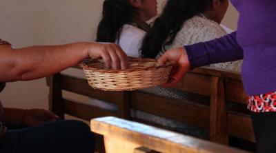 La Iglesia explora formas de recaudación para hacer efectiva la renuncia al aporte del Estado