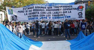SUTECBA se declaró en estado de alerta contra los despedidos en áreas ministeriales del Gobierno de la Ciudad
