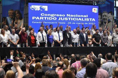 El Congreso del PJ, entre el apoyo a Alberto, la renovación y la expulsión de Pichetto