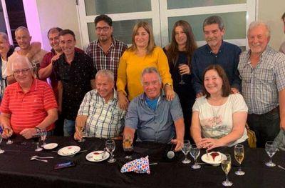 Barrionuevo encabezó un encuentro de delegados en Mar del Plata