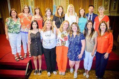 Indarte en la Mesa Permanente de Articulación de Políticas de Género y Diversidad Sexual