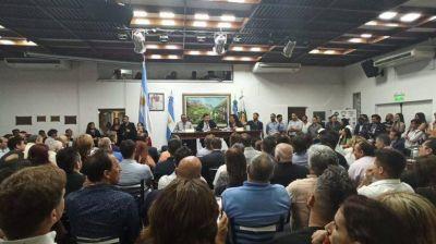El intendente dio inicio a un nuevo período legislativo en el Honorable Concejo Deliberante de Merlo