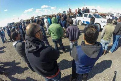 Alerta en Santa Cruz: Petroleros paralizan los yacimientos de Sinopec