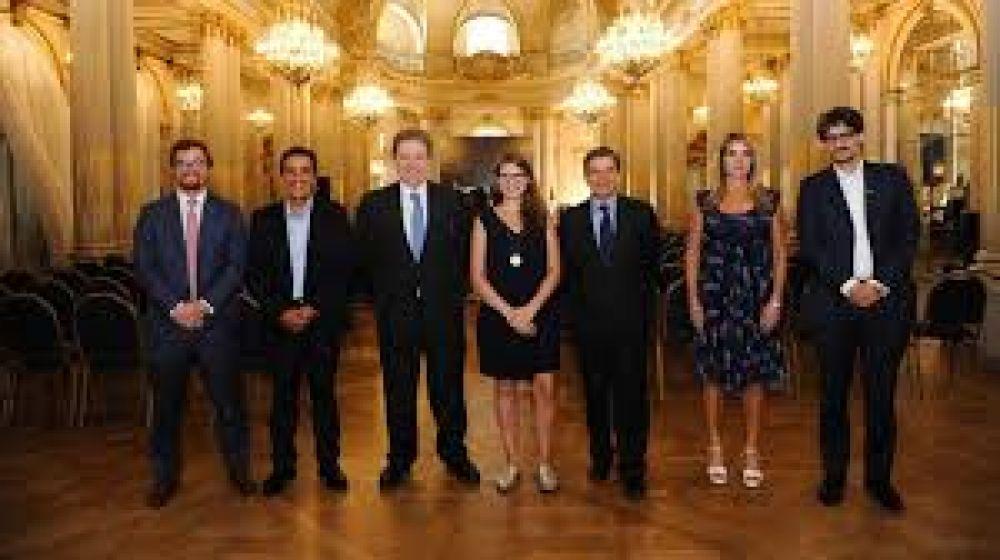La Legislatura porteña aprobó la conformación del nuevo directorio del Banco Ciudad