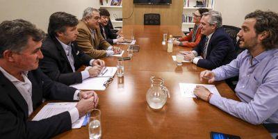Alberto, Parrilli y Buzzi: fuerte rechazo al paro de la Mesa de Enlace